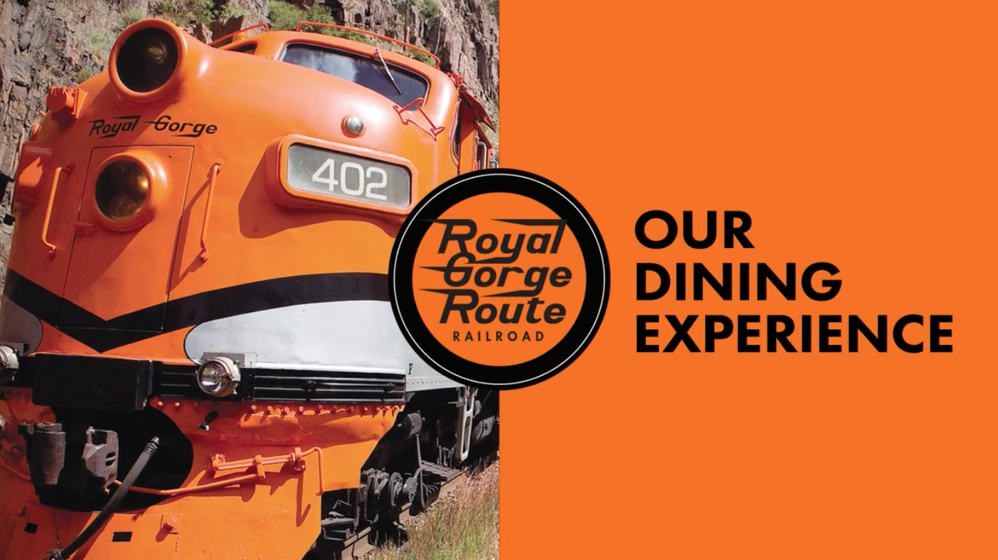 Royal Gorge Route kitchen featured on Food Network