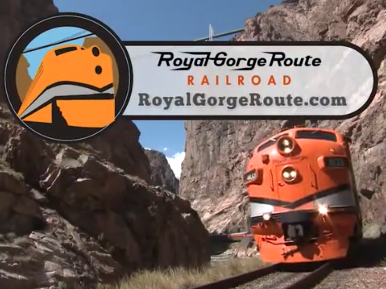 Ride and Dine aboard the Royal Gorge Route Railroad